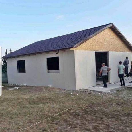 Vand case modulare tip garaj diferite mărimi la orice