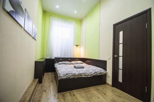 Сдаётся двухкомнатная квартира по Конструкции