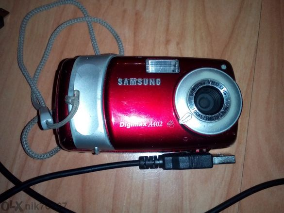 продавам цифров фотоапарат 4 мегапиксела