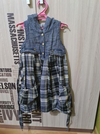 Платье,сарафан и худи для девочек