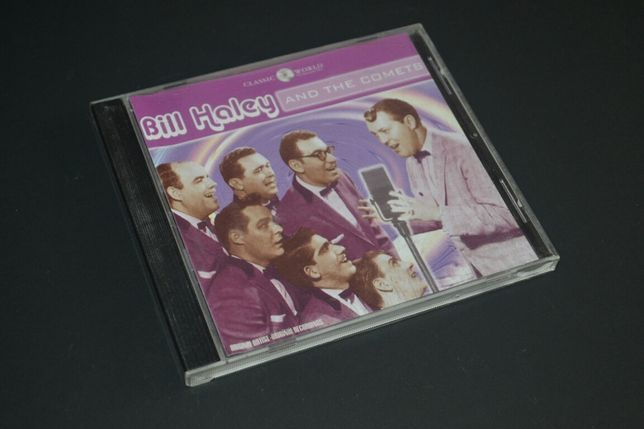 album de colectie, BILL HALLEY AND THE COMETS, editie rara