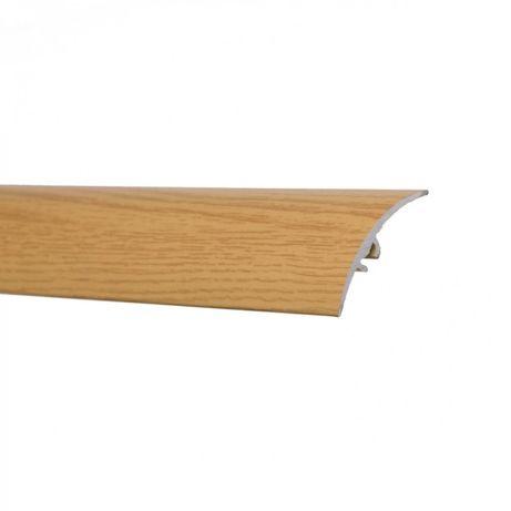 Profil de trecere diferenta nivel din aluminiu, latime 40mm, 100 cm