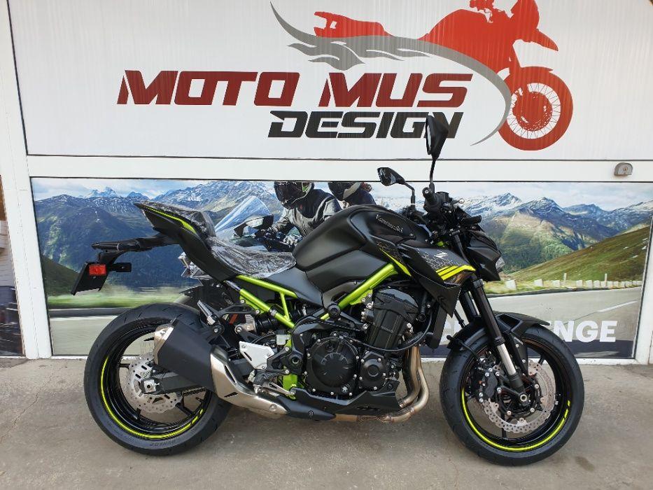 MotoMus vinde motocicleta Noua Kawasaki Z900 ABS 900cc my2021 Gherla - imagine 1