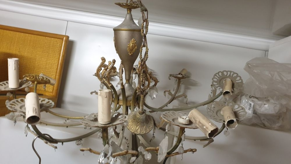 Candelabru  stil Venezian Piatra Neamt - imagine 1