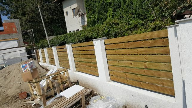 Constructii/ Garduri / Fier fasonat / Vata Bazaltica/ Armaturi