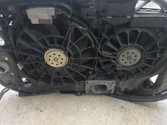 Перки вентилатор с управление за Ауди А4 В6 3.0i, Audi A4 B6 ASN