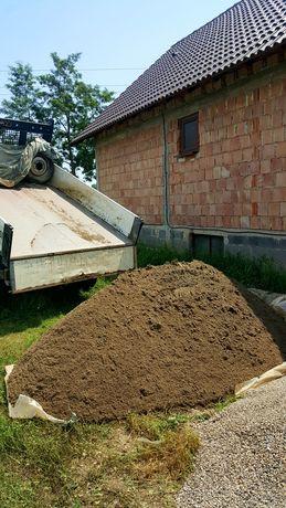Transport nisip sort moloz piatra marfa materiale de constructi pamant