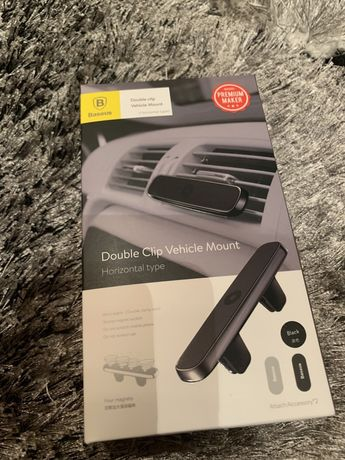 Baseus air vent charging car kit