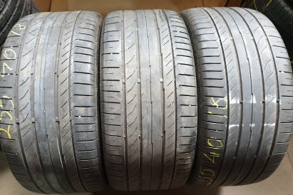 Anvelope Second Hand Continental Vara-255/40 R18 95Y in stoc R17/19/20