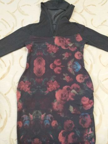 Зимна туника -рокля