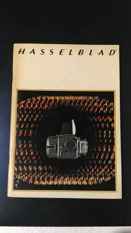 Catalog Hasselblad,anii 1960