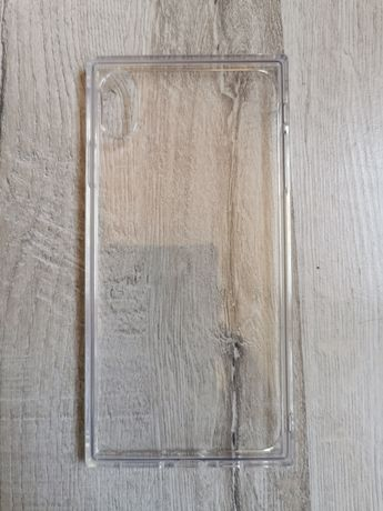 Husă silicon iPhone Xs Max - calitate superioară, transparentă
