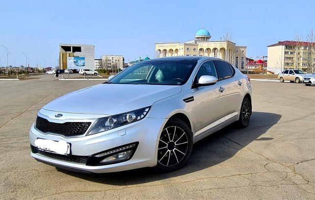 Продается Kia Optima Красивый и экономный городской седан