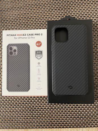 Carcasa Pitaka iPhone 12/ 12 Pro