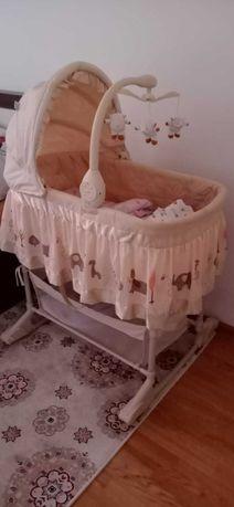 Продам Кровать колыбель и кенгуру в подарок!