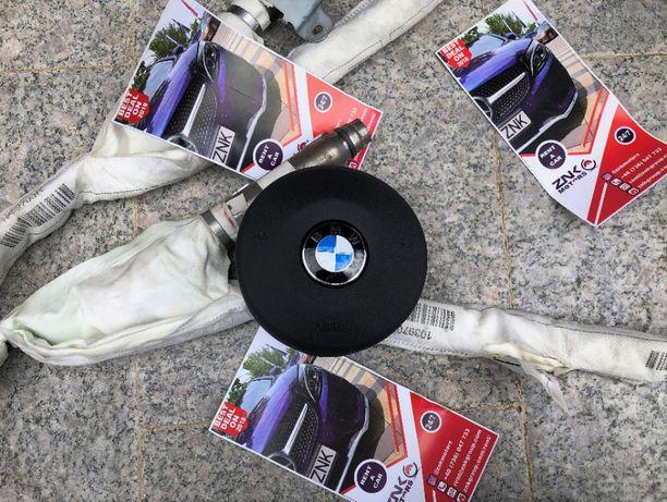 BMW airbag volan pasager plansa bord F10 F30 F20 F25 F26 F01 F15 F06