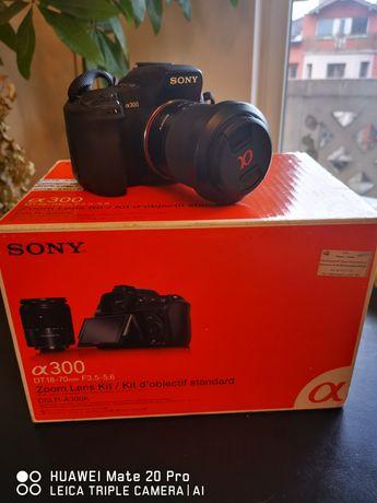 Фотоапарат Sony a300 DSLR
