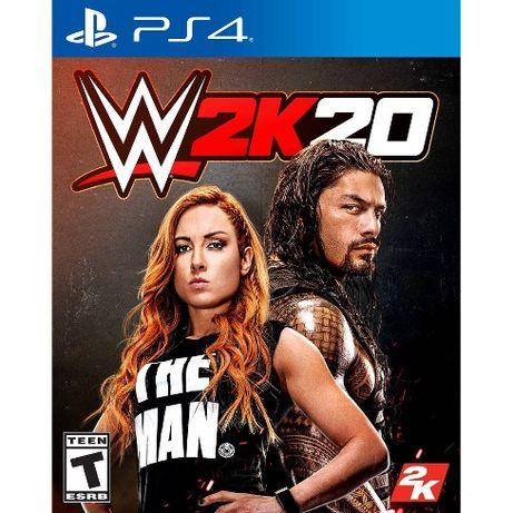 Vand WWE 2K20 PS 4