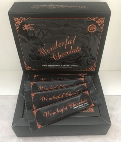 Wonderfoul honey ciocolata