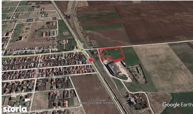 teren de vanzare Brasov zona Harman