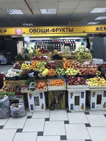 Доставка овощи и фрукты