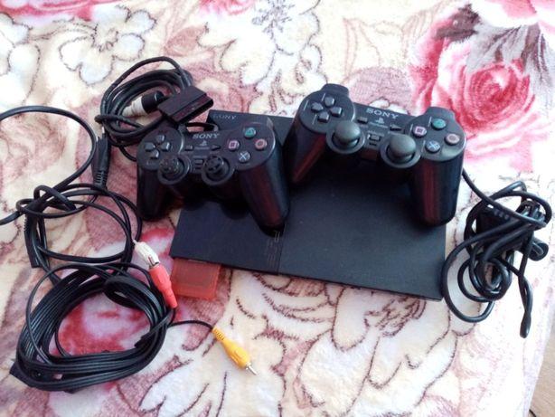 PlayStation 2 plus 3 jocuri