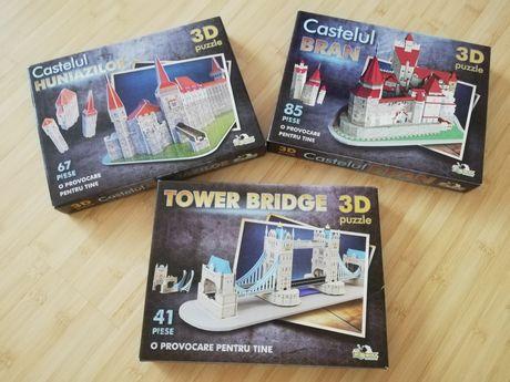 Puzzle 3D Castel