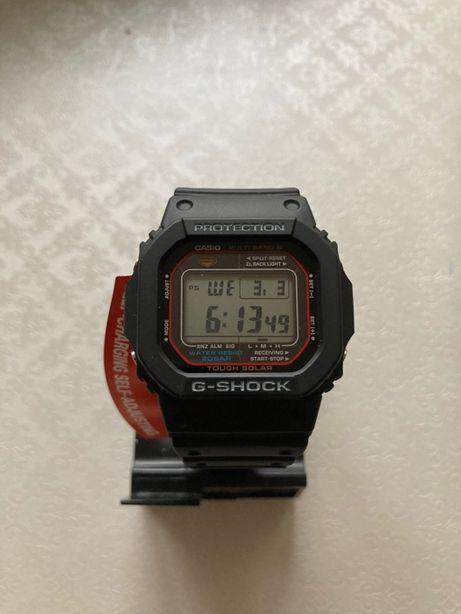 Часы G-Shock с Tough Solar GW-M5610