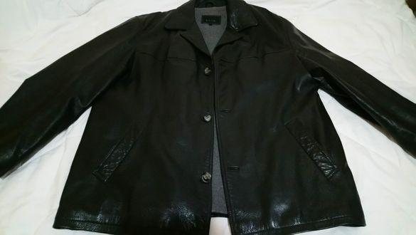 Bitsiani мъжко яке ,шуба естествена кожа