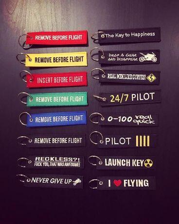 Ключодържател Remove Before Flight