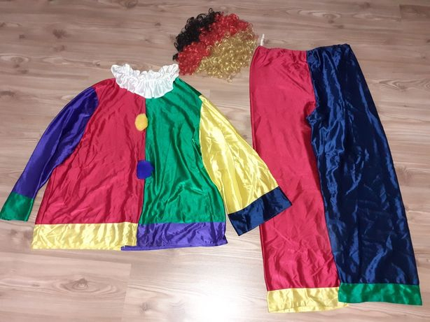 Costume carnaval clown indian bostan  marimi mari 38/40