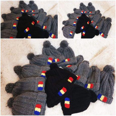 Căciuli Romania realizate manual