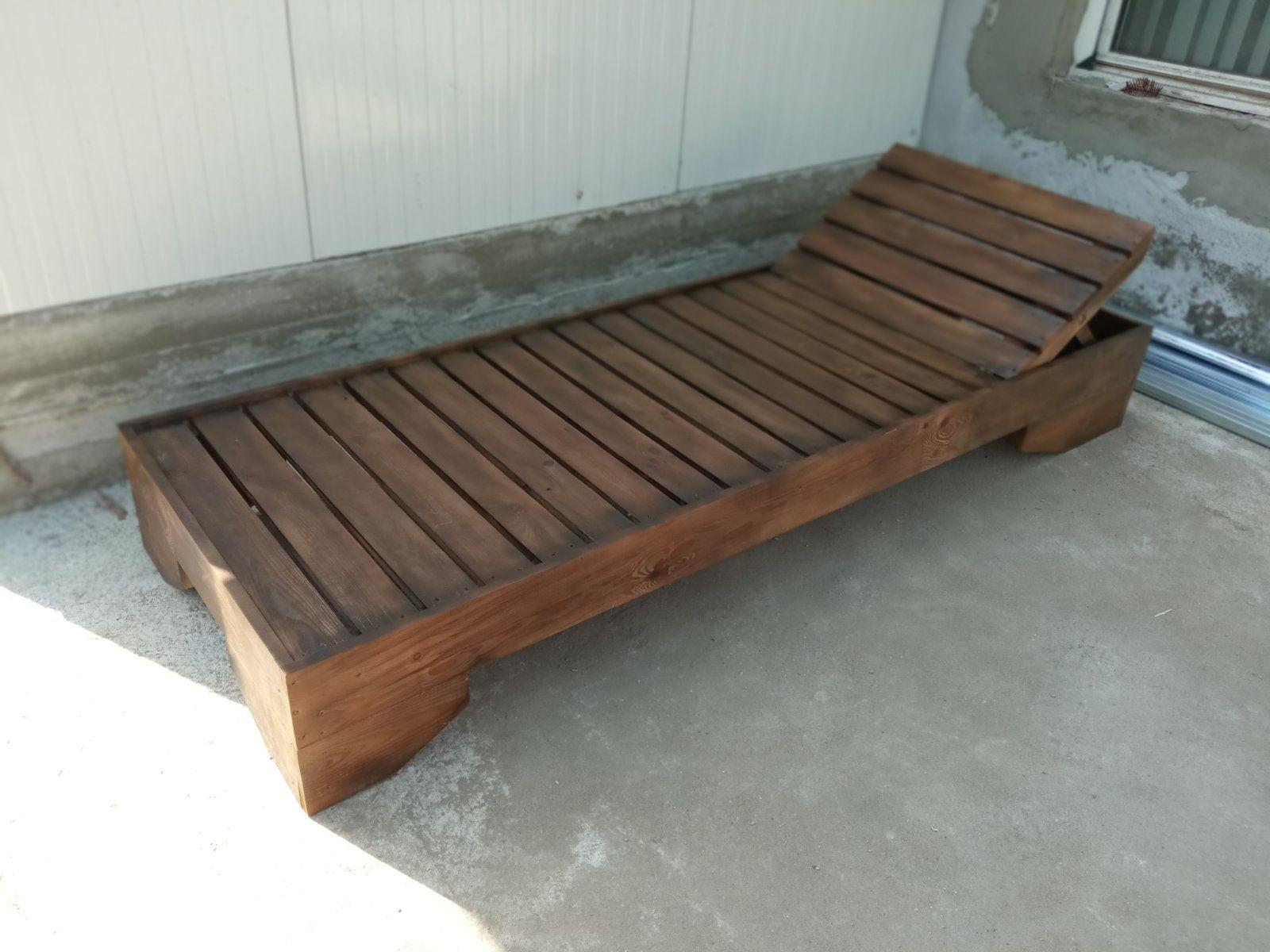 Шезлонг - плажно легло - Налични