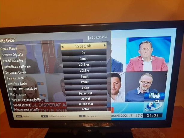 Vând televizor led full hd