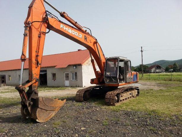Excavator Fiat Hitachi 200.3, dezmembrez