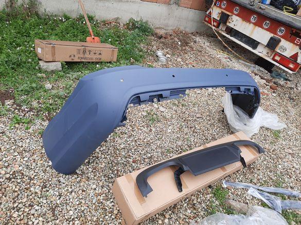 AMG задна броня и прагове за W221