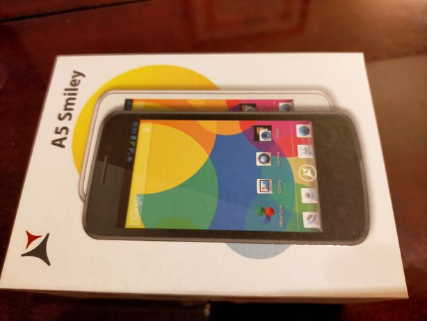 Telefon mobil Smartphone Allview A5 Smiley 3G, Dual Sim, Android