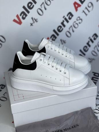 Adidasi Sneakers Alexander McQueen Full piele