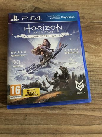 Horizon zero down complete edition за Plaststion 4
