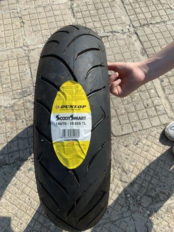 "Гума за мотор Dunlop задна 140/70-16"""