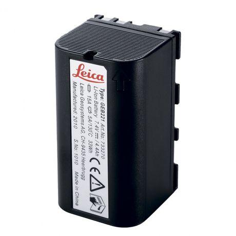 Leica GEB 221, GEB211 Аккумулятор батарея для тахеометров и др.