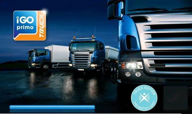 Actualizari GPS Igo Primo Tomtom Garmin camion Europa 2021