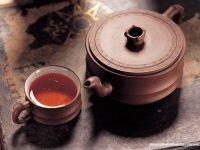 Лекарственный чай пуэр 2008г. ТГ Дахун доставка KZ наличие Астана