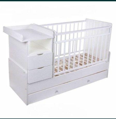 Детский кровать манеж