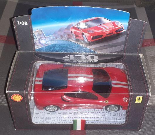 Продавам Ferrari 430 Scuderia, мащаб 1/38