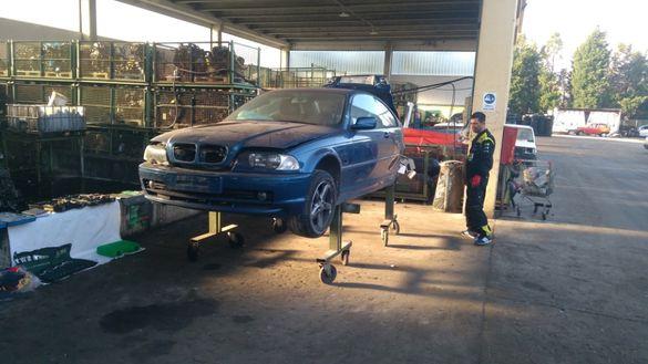 BMW318/БМВ 318 на части
