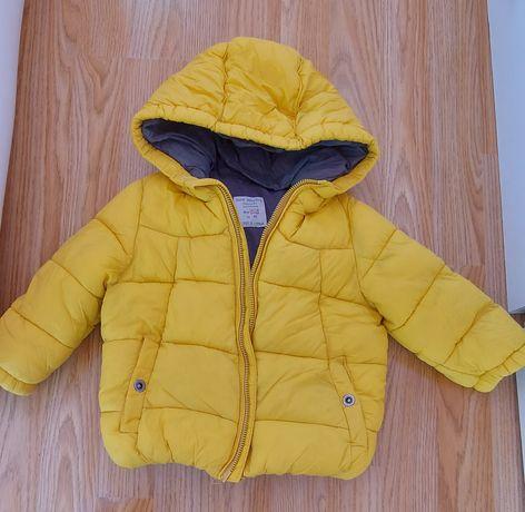 Детско зимно яке Zara