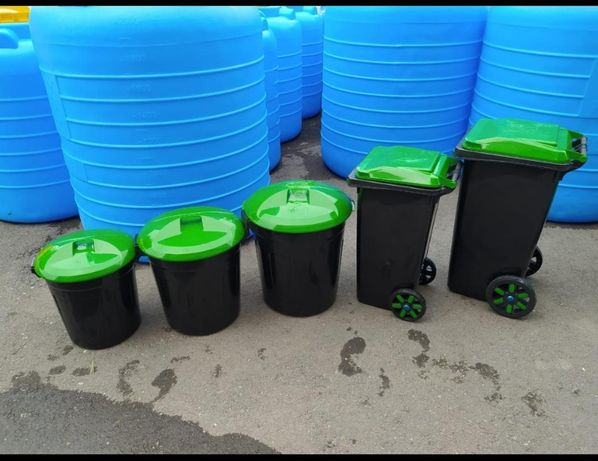 Контейнер под мусор, мусорный бак, контейнер для мусора