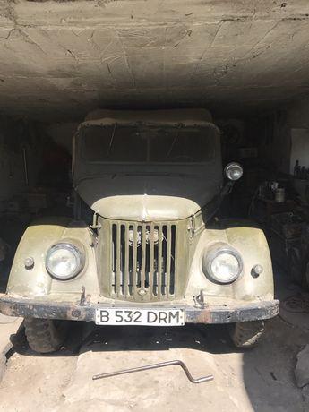 Газ 469