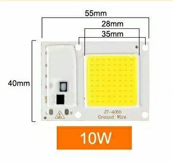 Placa LED cob proiector